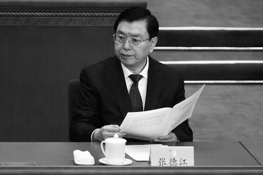 陳思敏:廣東省紀檢系統「水深」淹及張德江