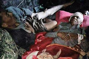緬甸內戰流彈射入中國小鎮 十萬難民逃往雲南