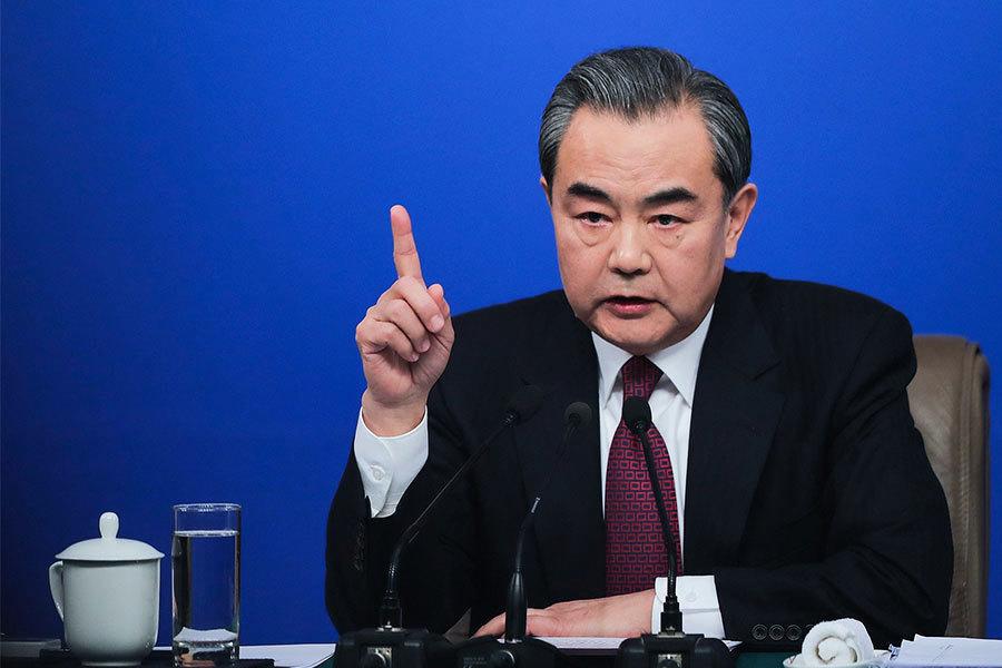 王毅「雙煞車」言論遭斥 令朝核問題複雜化