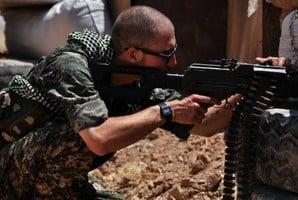 美軍增援加強打擊IS 以收復敘利亞拉卡