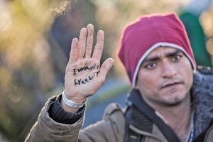 2015年難民數創新高全球6千萬人