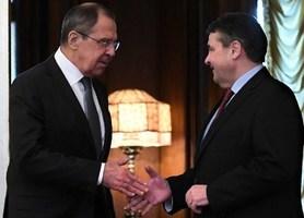 德外長出訪莫斯科 以緩解俄國與西方爭端
