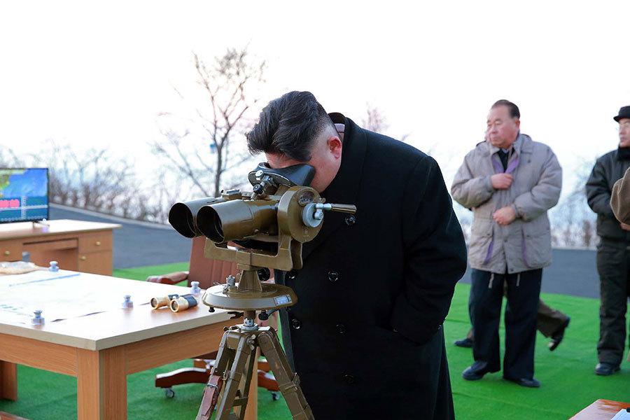 太平洋地區的一名美國高級指揮官周三表示,相信夏威夷需要更多的導彈攔截器,以應對北韓日益增長的威脅。(Getty Images)