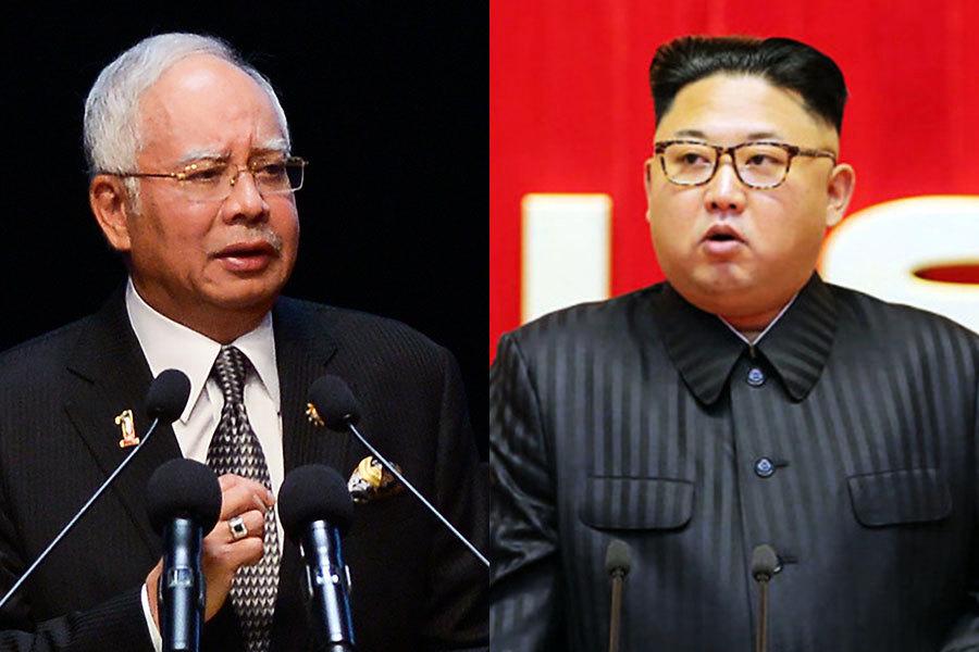 納吉:北韓確保九馬國公民人身安全