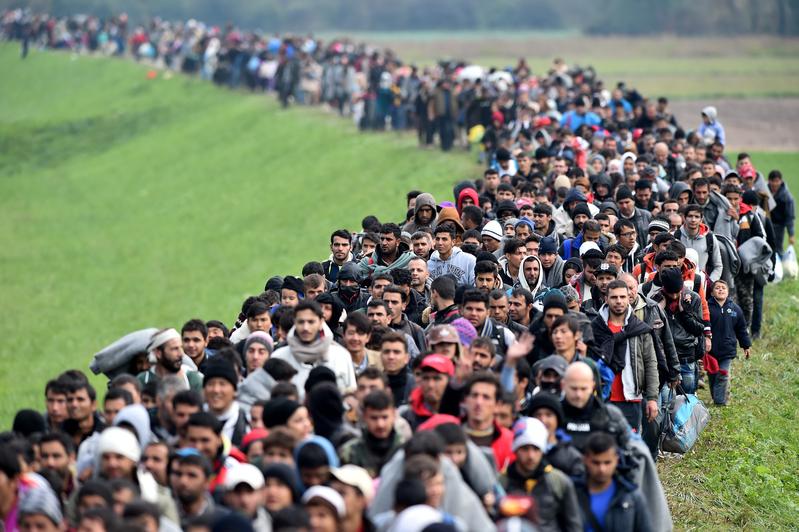 數百萬難民恐湧入歐洲 巴爾幹國家擔憂