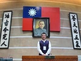 涉共諜大陸學生:台灣民主因為沒有共產黨