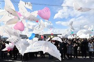 日本3.11大地震六周年 十二萬人仍背井離鄉