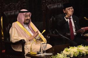 沙特國王攜千人團訪日 東京頂級客房被預訂光