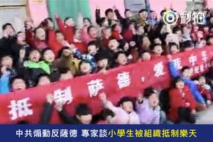 中共煽動反薩德 專家談小學生被組織抵制樂天