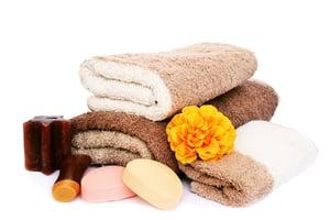 毛巾用半年細菌增萬倍 微波加熱可消毒