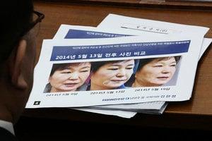 韓媒:朴槿惠今日傍晚搬離青瓦台