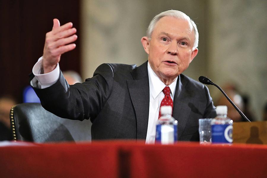 司法部要求前任聯邦檢察官依慣例辭職
