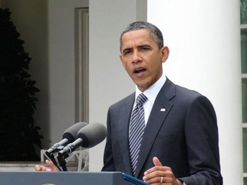 奧巴馬被控竊聽 眾議院要求FBI進行聽證