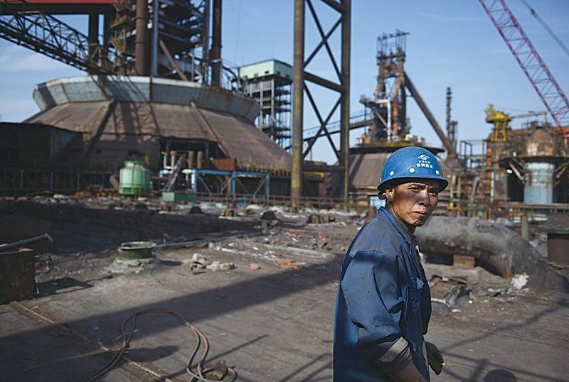 大陸180萬煤炭及鋼鐵業工人或被裁