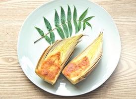 簡單健康味噌烤春筍