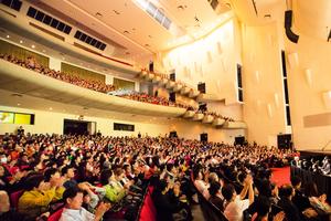 觀神韻成公益新時尚 台南菁英喜獲人生啟迪