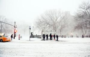 強暴風雪將再襲美東 紐約降雪或十八吋