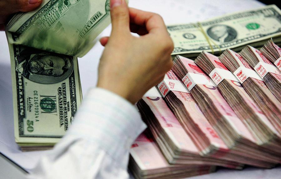 中共管控難遏資本外流