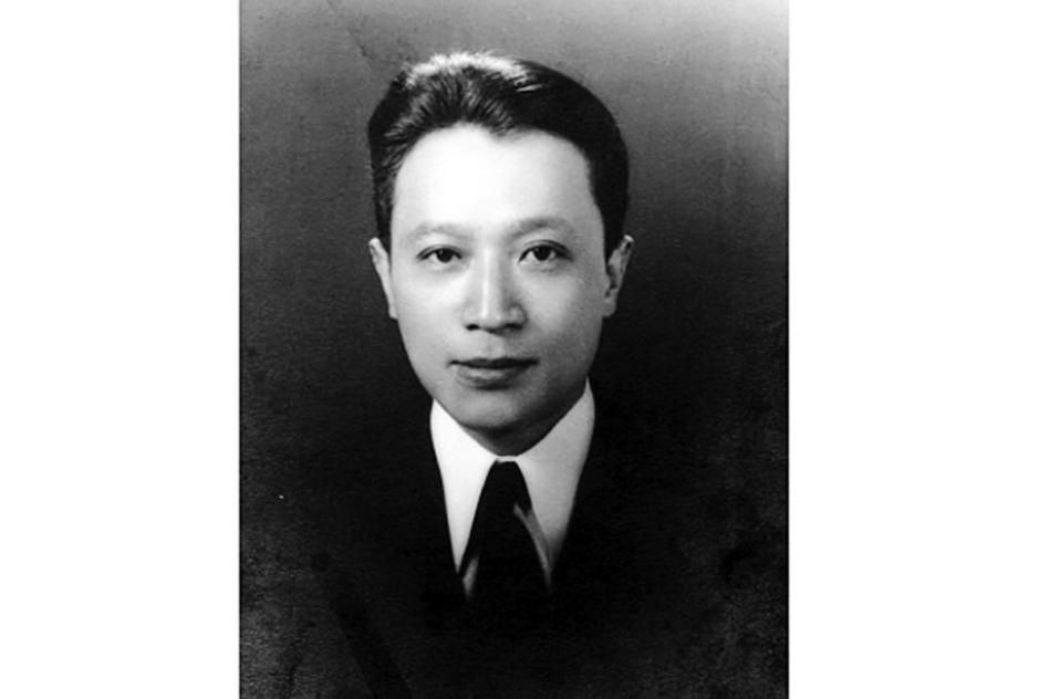 「新月派」詩人、古文字專家陳夢家。(網路圖片)