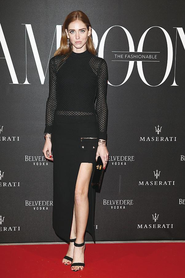經過7年的發展,Ferragni已經將時尚博客開發成一項年收入800萬美元的生意。(Getty Images)