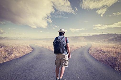 要有不一樣的人生要走甚麼路
