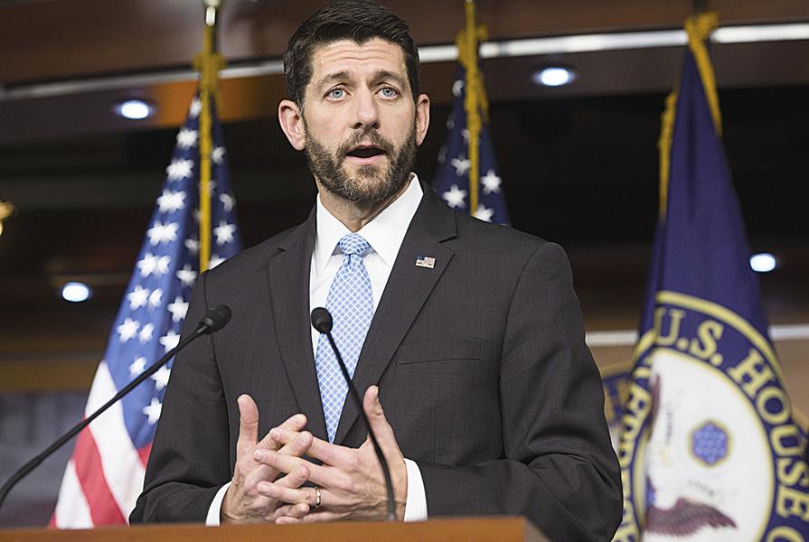 共和黨新健保案 獲兩委員會通過