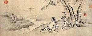 【經典名作中的秘密】陶淵明看見了南山