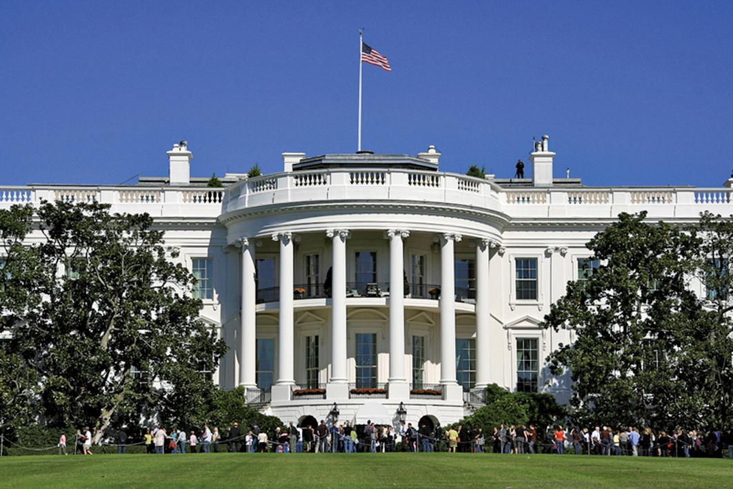 美國總統特朗普將於17日與德國總理默克爾在白宮舉行會晤,討論加強北約、打擊恐怖組織、解決烏克蘭問題及難民等議題。圖為白宮。(大紀元資料室)