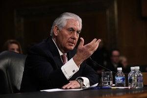 美國務卿蒂勒森下周將參加北約峰會