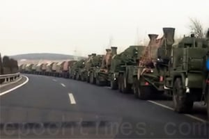 傳中共在邊境增兵三千應付北韓核試