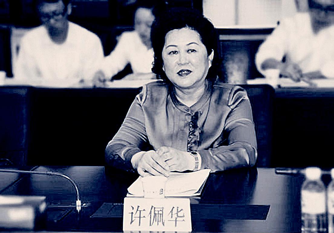 廣東省高級法院執行局局長許佩華被審查。(網絡圖片)