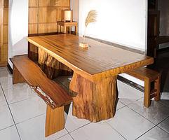 舊料新做 為台灣檜木家具 注入新生命