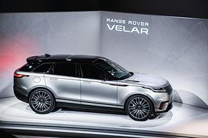 倫敦設計博物館迎新展 Range Rover VELAR首出場
