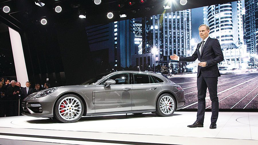 Porsche Panamera旅行車亮相日內瓦車展