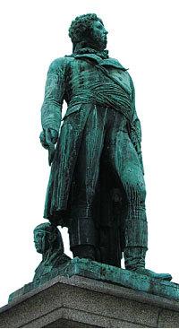 克勒貝爾將軍青銅雕像。(維基百科)