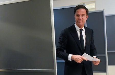 大選勝 總理:荷拒錯誤類型的民粹主義