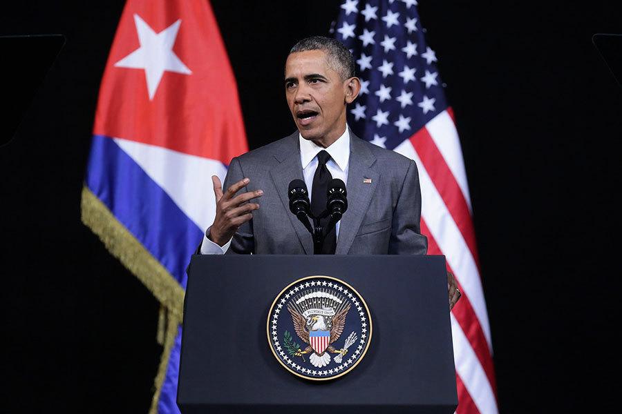 阻擾民眾知情權 奧巴馬政府並不透明