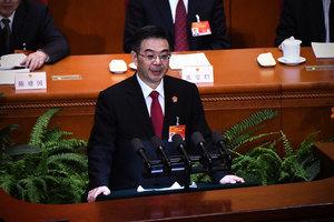 孫文廣:周強當最高法院院長 司法正義無處覓