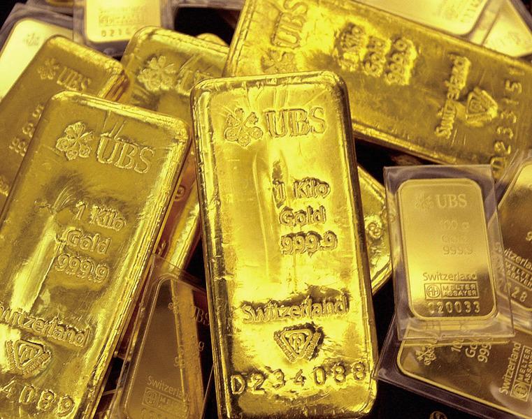中國到底存有多少黃金