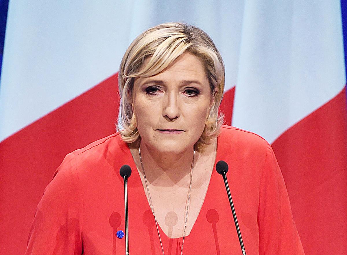 馬琳勒龐(Marine Le Pen)