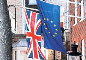 上下兩院通過議案 英三月底前可宣佈脫歐