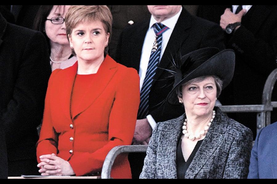 脫歐啟動前 蘇格蘭議會挺二次獨立公投