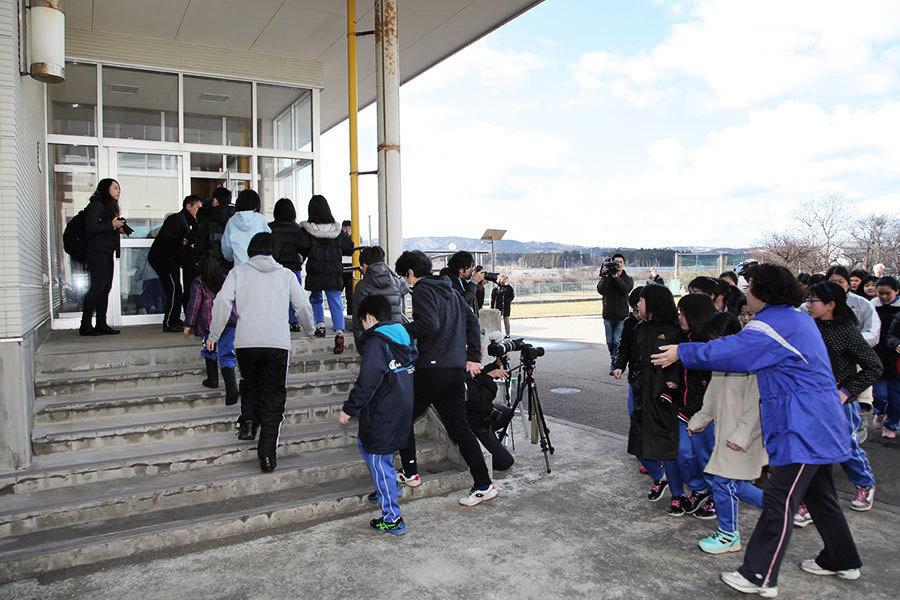 北韓導彈威脅 日本首次模擬避難演習
