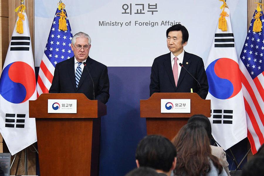 特朗普外交首亮相 中共撐北韓陷外交困局(上)