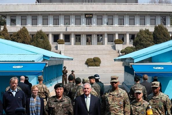 雙管齊下 美將推進制裁對朝核貿易的中企