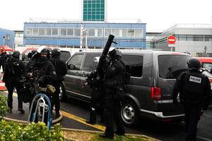 巴黎機場傳槍響 男子試圖搶槍遭擊斃