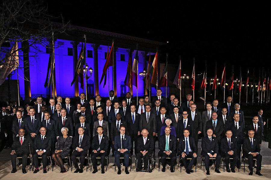 G20財長會 IMF總裁:新白宮需時間適應
