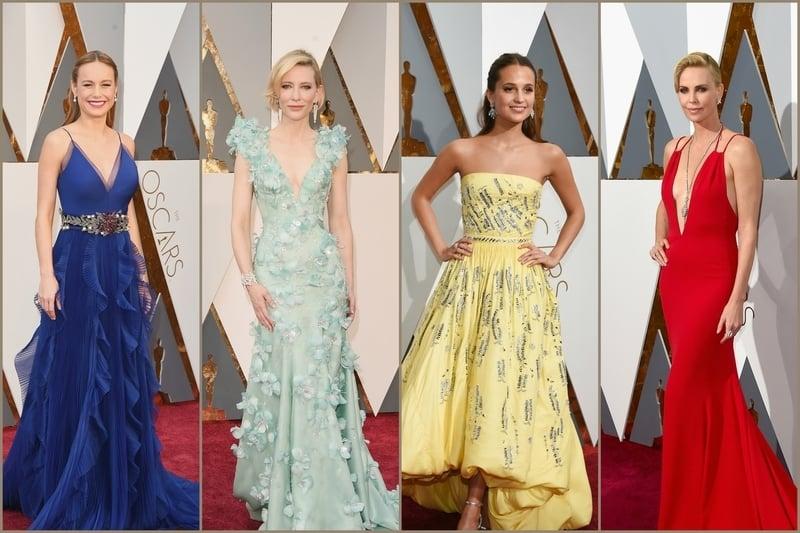 組圖:第88屆奧斯卡頒獎禮 眾星雲集紅毯