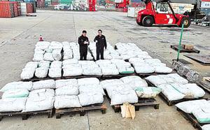 陸男走私3.1噸鱗片 數千穿山甲遭毒手