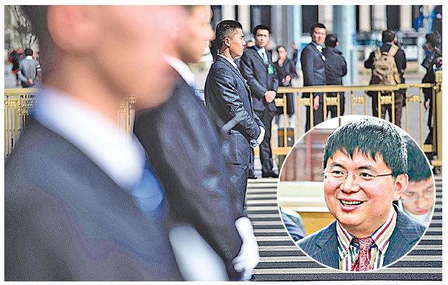 中共政協常委、星島集團主席披露肖建華(小圖)隱秘內幕。(合成圖片)